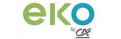 logo EKO du Crédit Agricole